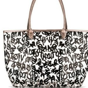 Handbags - Victoria Secret Oversized Clear Bag